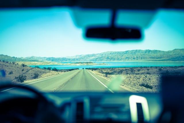 車内からの景色
