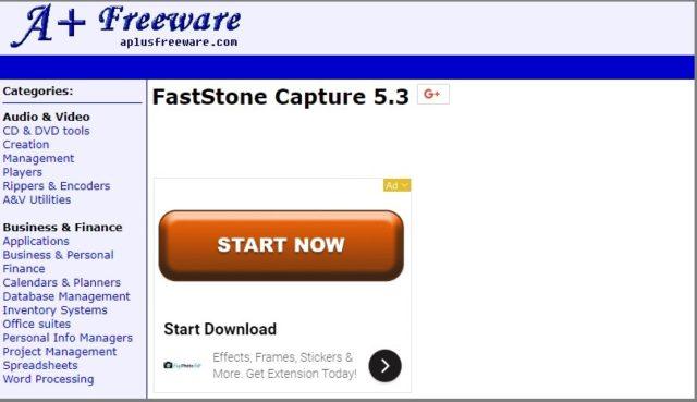 画像切り取りツール「FastStone Capture」で20秒効率化!