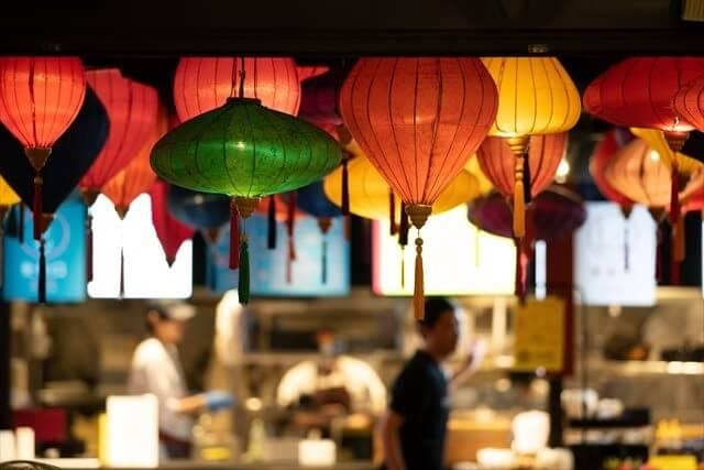 中国の飲食店